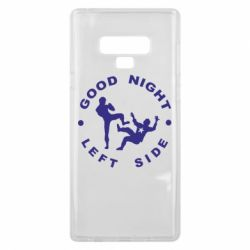 Чехол для Samsung Note 9 Good Night