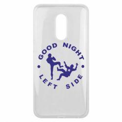 Чехол для Meizu 16 plus Good Night - FatLine