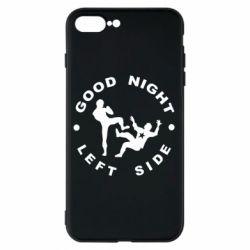 Чехол для iPhone 8 Plus Good Night - FatLine