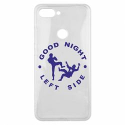 Чехол для Xiaomi Mi8 Lite Good Night - FatLine