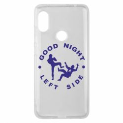 Чехол для Xiaomi Redmi Note 6 Pro Good Night - FatLine
