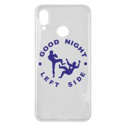 Чехол для Huawei P Smart Plus Good Night - FatLine