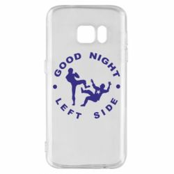 Чехол для Samsung S7 Good Night - FatLine