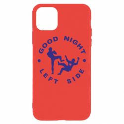 Чехол для iPhone 11 Good Night