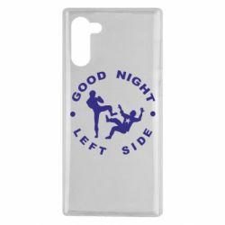 Чохол для Samsung Note 10 Good Night