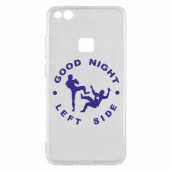 Чехол для Huawei P10 Lite Good Night - FatLine