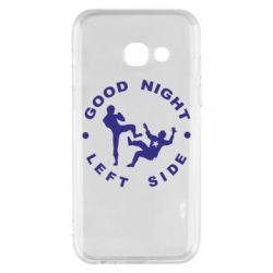 Чехол для Samsung A3 2017 Good Night