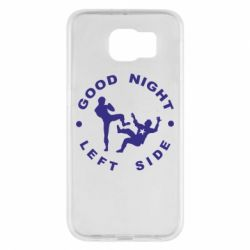 Чехол для Samsung S6 Good Night - FatLine