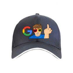 Купить Кепка Google guy Fuck You, FatLine