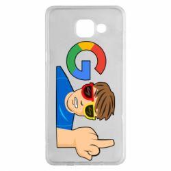 Чохол для Samsung A5 2016 Google guy Fuck You