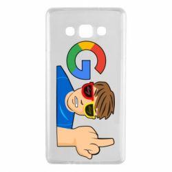 Чохол для Samsung A7 2015 Google guy Fuck You