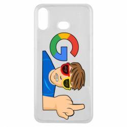 Чохол для Samsung A6s Google guy Fuck You
