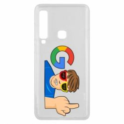 Чохол для Samsung A9 2018 Google guy Fuck You