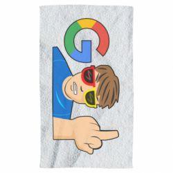 Рушник Google guy Fuck You