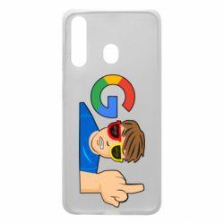 Чохол для Samsung A60 Google guy Fuck You