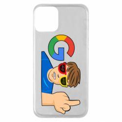 Чохол для iPhone 11 Google guy Fuck You