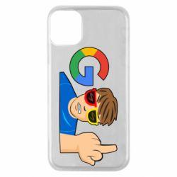 Чохол для iPhone 11 Pro Google guy Fuck You