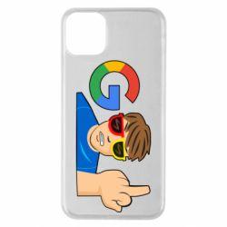 Чохол для iPhone 11 Pro Max Google guy Fuck You