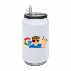Термобанка 350ml Google guy Fuck You