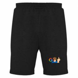 Чоловічі шорти Google guy Fuck You