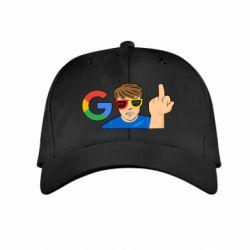 Купить Детская кепка Google guy Fuck You, FatLine