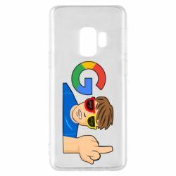 Чохол для Samsung S9 Google guy Fuck You