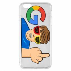 Чохол для iPhone 6 Plus/6S Plus Google guy Fuck You
