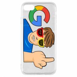 Чохол для iPhone 8 Google guy Fuck You