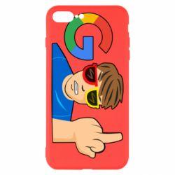 Чохол для iPhone 8 Plus Google guy Fuck You