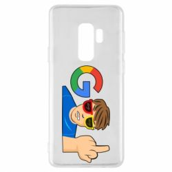 Чохол для Samsung S9+ Google guy Fuck You