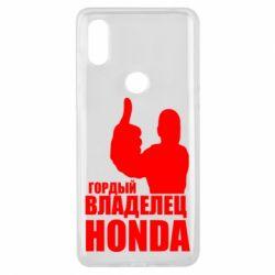 Чохол для Xiaomi Mi Mix 3 Гордий власник HONDA