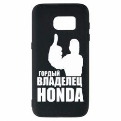 Чохол для Samsung S7 Гордий власник HONDA
