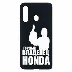 Чохол для Samsung M40 Гордий власник HONDA