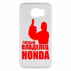 Чохол для Samsung S6 Гордий власник HONDA