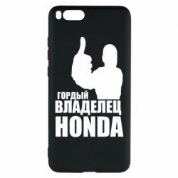 Чохол для Xiaomi Mi Note 3 Гордий власник HONDA
