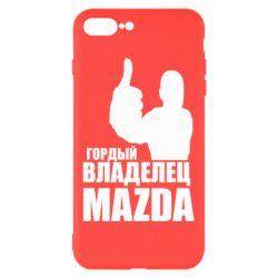 Чохол для iPhone 7 Plus Гордий власник MAZDA