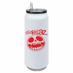 Термобанка 500ml Gorilaz