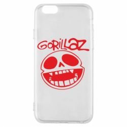 Чохол для iPhone 6/6S Gorilaz