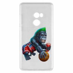 Чехол для Xiaomi Mi Mix 2 Gorilla and basketball ball