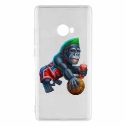 Чехол для Xiaomi Mi Note 2 Gorilla and basketball ball