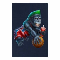 Блокнот А5 Gorilla and basketball ball