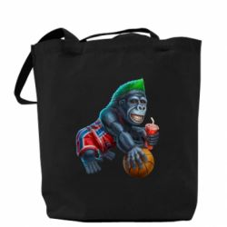 Сумка Gorilla and basketball ball