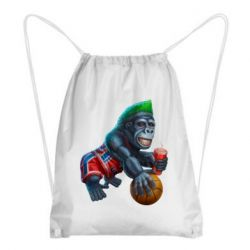 Рюкзак-мешок Gorilla and basketball ball