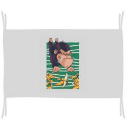 Флаг Горилла банана