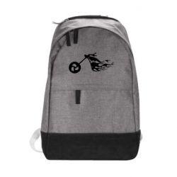 Городской рюкзак Аццкий байк - FatLine