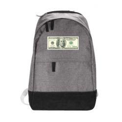 Городской рюкзак Американский Доллар - FatLine