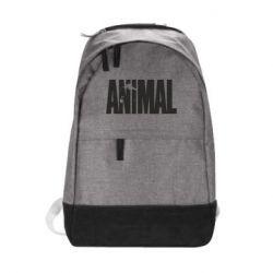 Городской рюкзак Animal Logo - FatLine