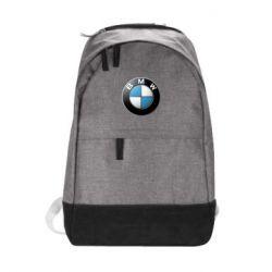 Городской рюкзак BMW Logo 3D - FatLine