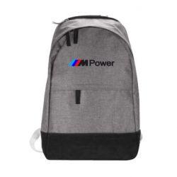 Городской рюкзак BMW M Power logo - FatLine