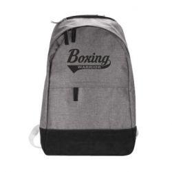 Рюкзак міський Boxing Warrior